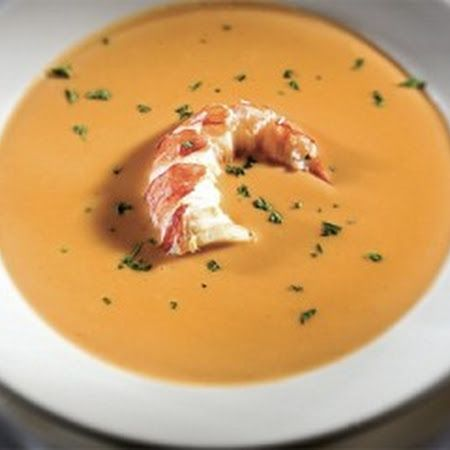 No on has to know it was made in a crock pot! Try this #crockpot #lobster #bisque