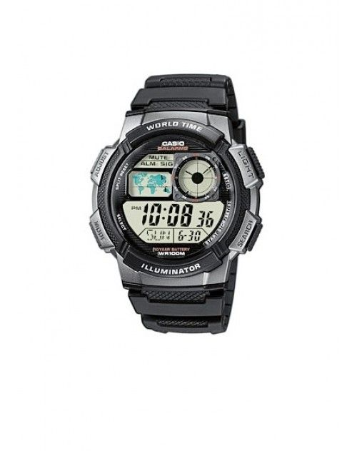 Orologio #Casio Collection AE-1000W-1BVEF - #ororagioiellerie