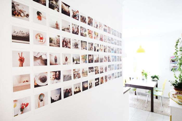 17 best ideas about polaroid wall on pinterest instax wall polaroid ideas and room lights. Black Bedroom Furniture Sets. Home Design Ideas