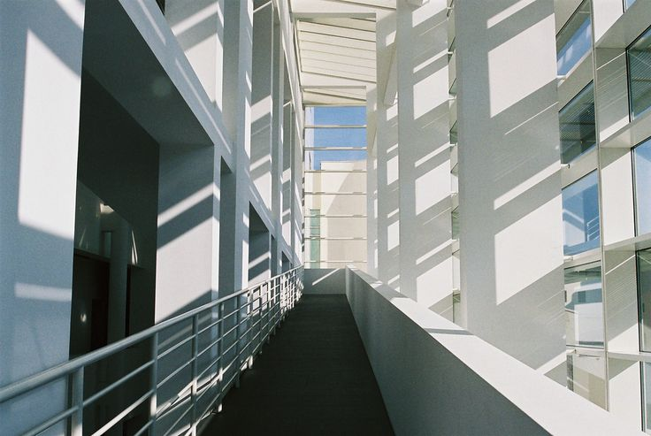 MACBA interior Museu d'Art Contemporani de Barcelona