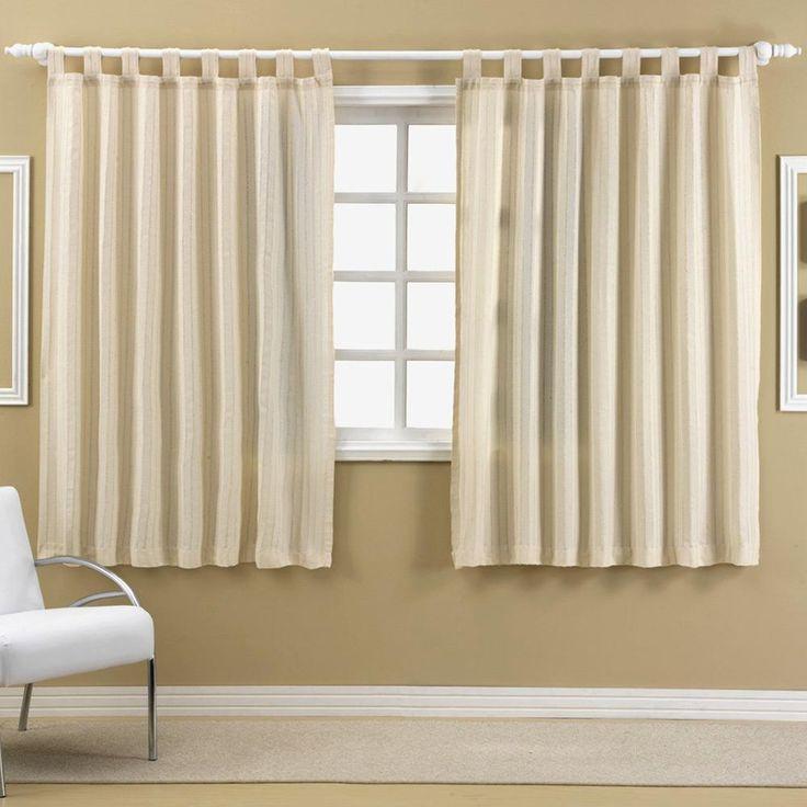 cortina com blackout curta