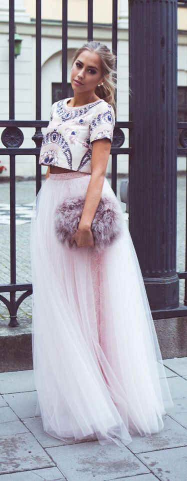 Tutu Tulle Maxi Skirts  Available in all by TutuSwangSkirts