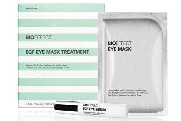 Beauty Spotlight: BIOEFFECT EGF Eye Mask Treatment