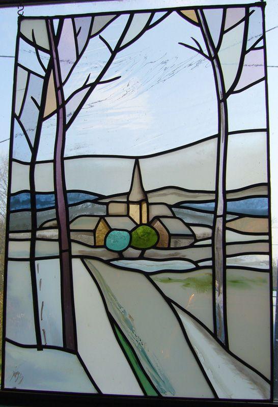 vitraux décoratifs | vitraux contemporains vitraux religieux dalles de verres vitrail ...