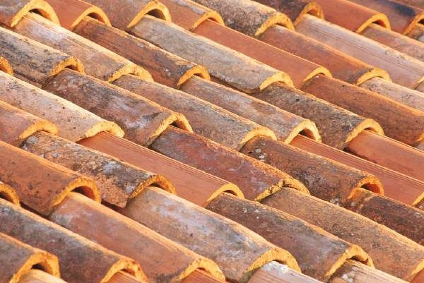 Roof Tiles Take A Beating From The Wind Water And Snow Roof Tile May Become Cracked Or Broken Over The Course Of Time In 2020 Roof Tiles Clay Roof Tiles Clay Roofs