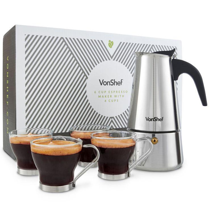 Les 9 meilleures images du tableau VonShef US | Coffee sur ...