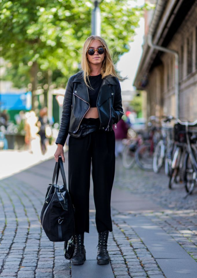 The Best Street Style From Copenhagen Fashion Week Mode Och Inspiration