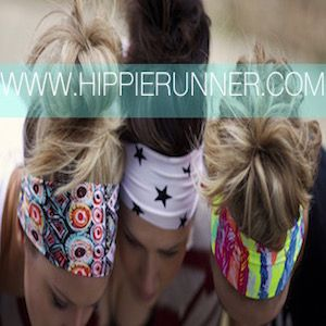 Hippie Runner Headbands