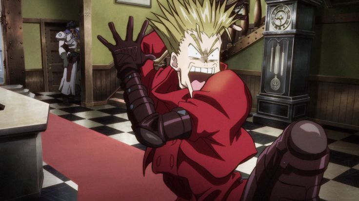 Trigun Best Quootes: 1000+ Images About Trigun On Pinterest
