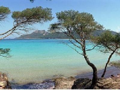 vue-panoramique de l'île de Porquerolles Guide touristique du Var PACA