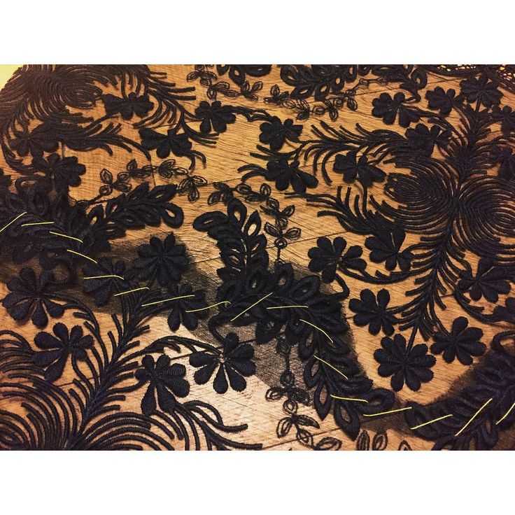 Nataly BIRGER atelier, Details: one of the fabrics that was specially created for new dress ✂️ Детали: специально для нового платья ткань создается вручную  #natalybirger #atelier  #fashion  #style  #new  #photooftheday  #bestdress  #moscow  #designer  #fashioncollection  #ателье  #высокоекачество  #москва  #дизайнер  #русскиедизайнеры  #платье  #мода  #fashionbrand #online #fw1516 #ss15 #couture #silk #lace #love #details #workshop #lookoftheday #dress