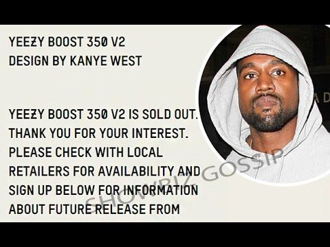 End his Kan-Nus Horribilis, Kanye West Success with Yeezy Boost 350 v2 S...