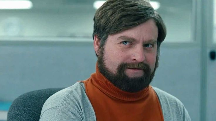 Zach Galifianakis Laugh!! :D At least once a day someone says or does something that makes me want to react this way lol