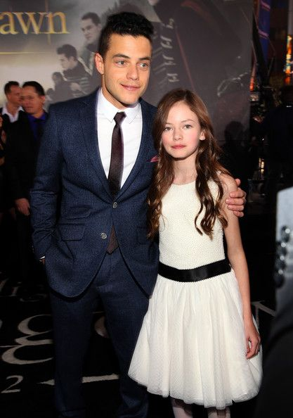 "Mackenzie Foy Photos: Premiere Of Summit Entertainment's ""The Twilight Saga…"