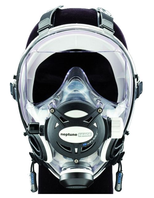 Ocean Reef Neptune Space Predator Mask