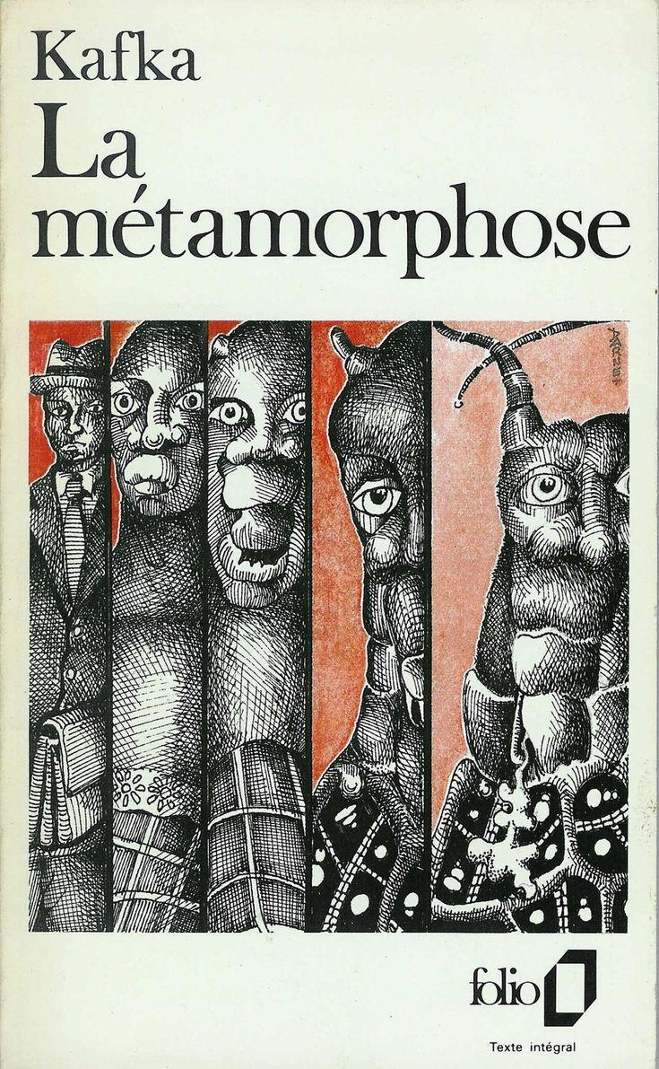 la métamorphose de kafka | La Métamorphose de Kafka : résumé