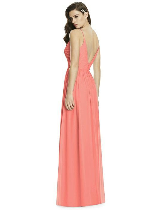 Dessy Bridesmaid Dress 2989 | The Dessy Group