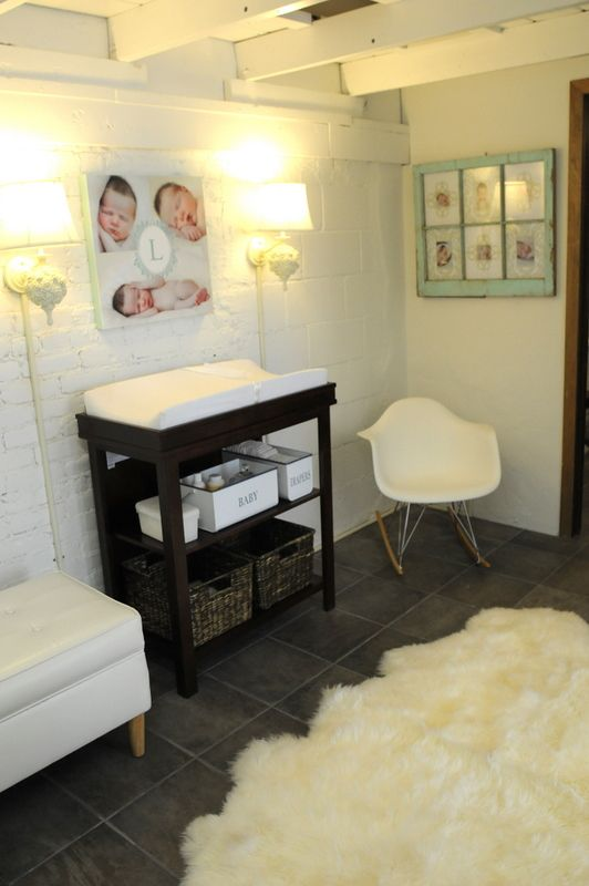 The Savvy Photographer: Studio Tours. A changing station for newborns and babies! Must have onenin my future studio! Never thought of it until I saw this, a nursing room would probably be nice too.