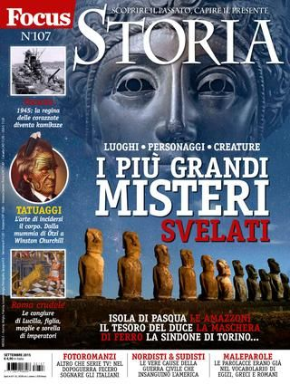 Focus storia settembre 2015 riviste italiane  Download abilitato