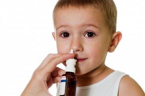 как лечить заложенность носа у ребенка