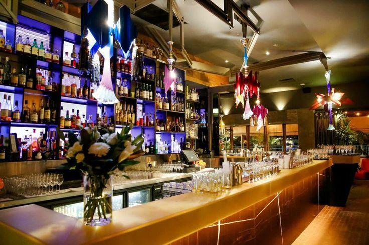 Byblos Restaurant - Brisbane by Space Cubed Design Studio