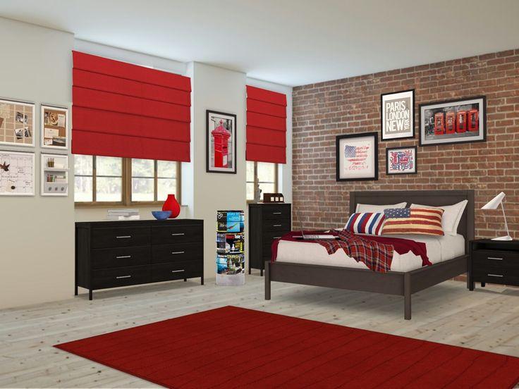 best 20 city theme bedrooms ideas on