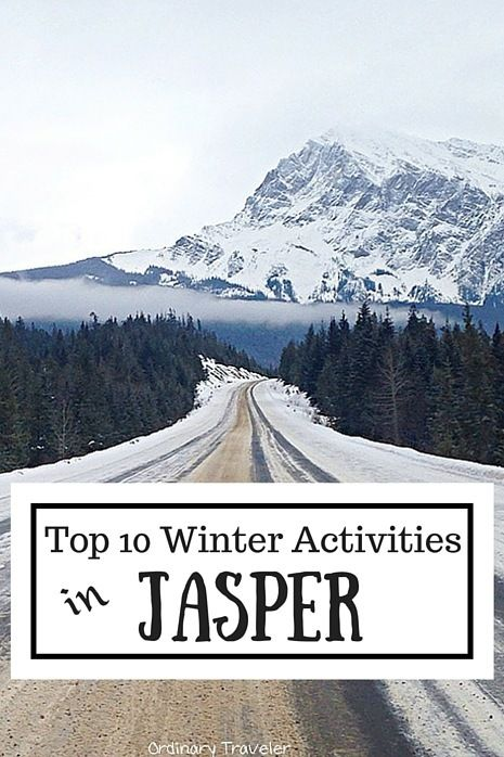 Top 10 winter activities in jasper national park parks for Best winter vacations in canada