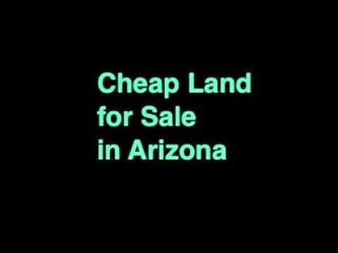 Cheap Land for Sale in Arizona Cheap Land for Sale in Arizona! http://www.CheapLands.com offers many properties whose use include agricultural land, recreational land, undeveloped and vacant land for sale.  Cheap Land for Sale in Arizona – 100 Acres for Sale in Phoenix, AZ 85020 Cheap Land for Sale in Arizona – 100 Acres for Sale in Phoenix, AZ 85020  (For Testing Only)  * There will be no delinquent back year taxes at time of conveyance. Current year taxes are the buyer's responsibility…