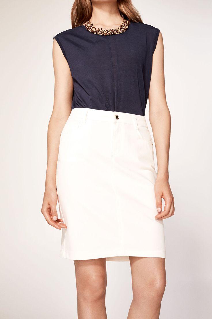 Falda de vestir | Faldas | Cortefiel