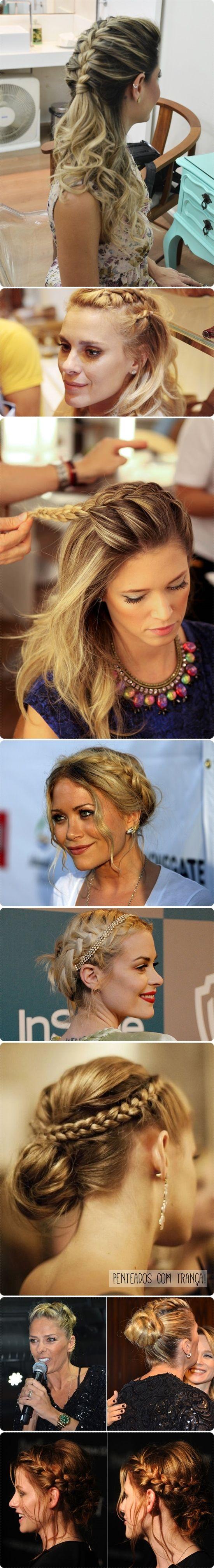 Bisbilhoteiras   Blog   Para inspirar: penteados com tranças