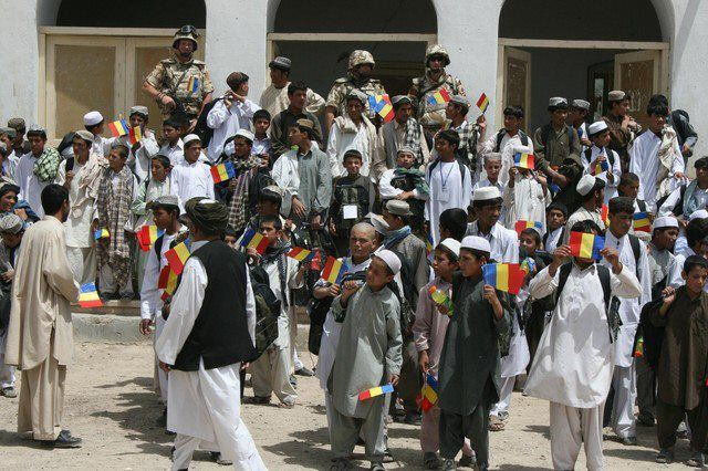 De 1 Decembrie, în Afganistan