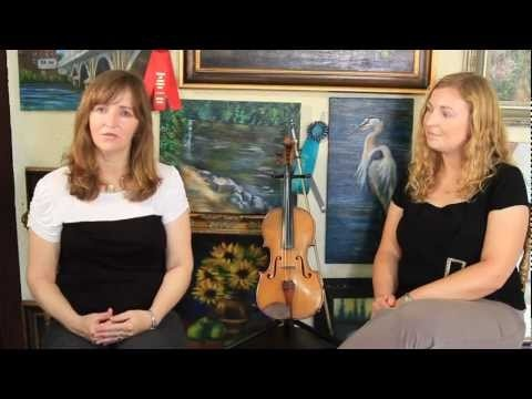 Jana and Alana Baker discuss the arts and culture in the Dan River Region (City of Danville and Pittsylvania County, VA & Caswell County, NC).