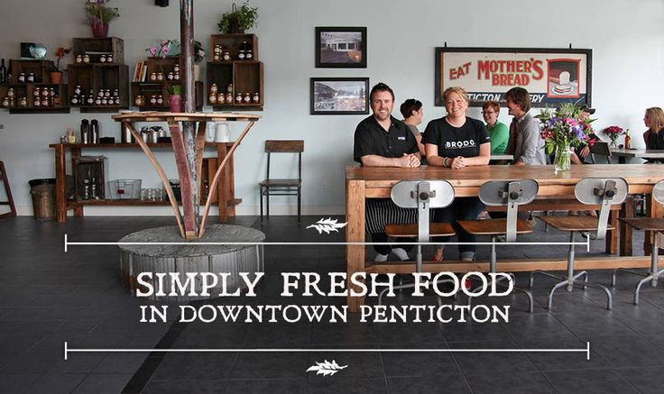 Brodo Kitchen, Penticton, BC