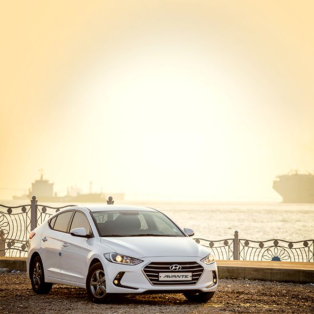 Are you a sunset lover? - 오렌지 빛 석양에 물드는 초저녁 바닷가 - #Hyundai #Motor #Avante #Elantra #car #sunsetlover #mybestday #sunset #beauty #ocean #coastal #sea #road #driving #travelling #dailyphoto #현대자동차 #아반떼 #해안도로 #바다 #석양 #노을 #해질녘 #여행스타그램 #드라이브 #일상 #데일리 #카스타그램 #자동차 #자동차그램