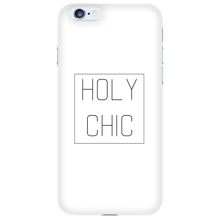 Holy Chic iPhone 6/S Case by Urban Trends Apparel.