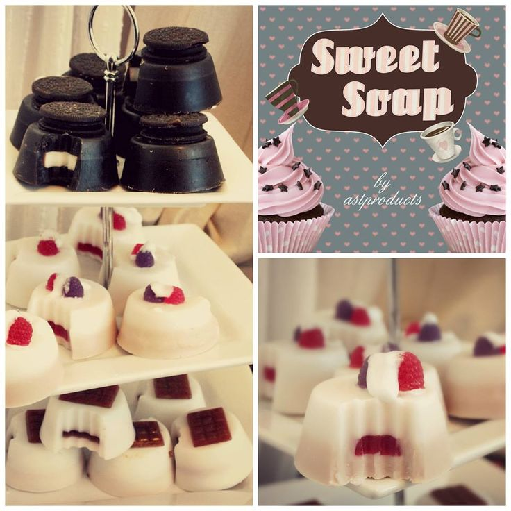 Sweet Soap by AST PRODUCTS www.astproducts.gr