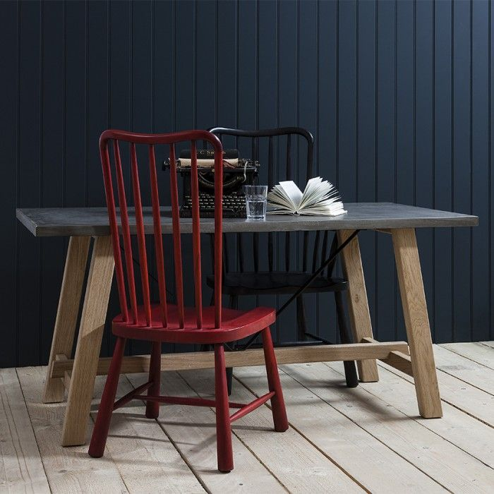 Chilson Trestle Dining Table