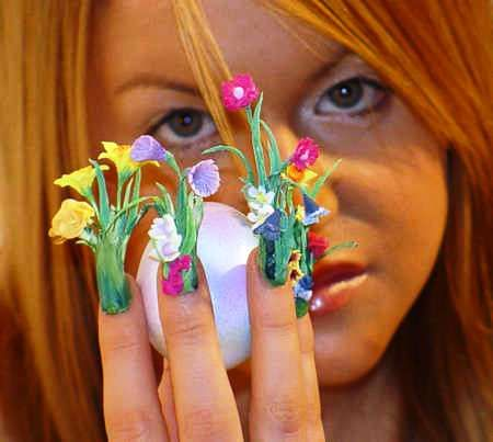 153 Best 3d Nail Art Designs Inspired Images On Pinterest 3d Nails