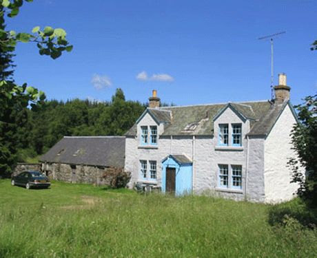 Cottages at Scotland for holiday