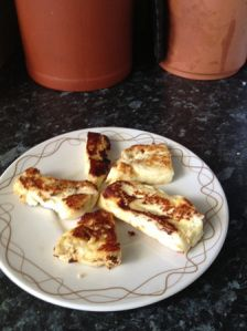 Thermomix Recipes - Haloumi