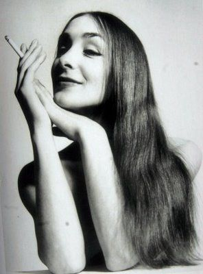 "Pina Bausch. Just saw ""Pina"" by Wim Wenders. Mesmerizing movie"