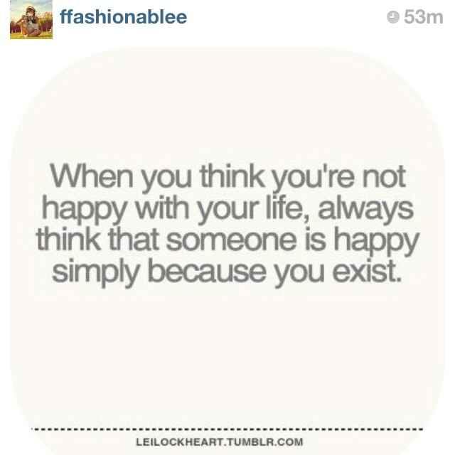 think about this when you're having *one of those days* ffashionablee's photo http://instagr.am/p/M4uf0pwI1J/