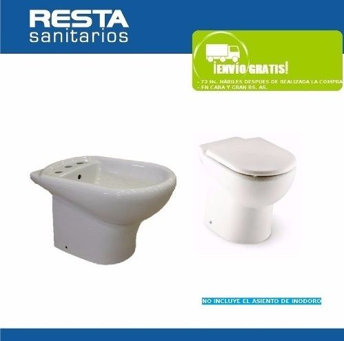 #baño #roca #meridian #inodoro #bidet #diseño #contruccion