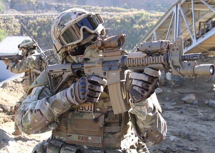 Recon Ghosts Airsoft Team VideoAirsoft Sniper Team