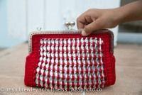 Red clutch 7