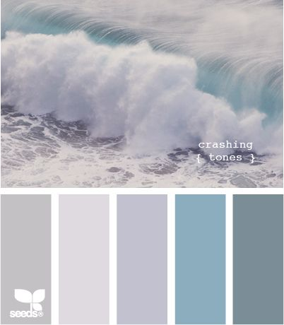 coastal color palettes rooms | For now, enjoy some beachy tranquility... All images courtesy of ...