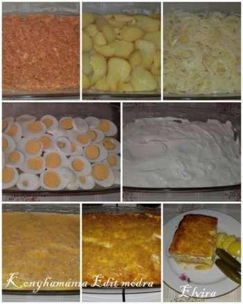 Muffin tepsibe teszi a palacsinta tésztát, majd elkészíti ezt a nem mindennapi desszertet!