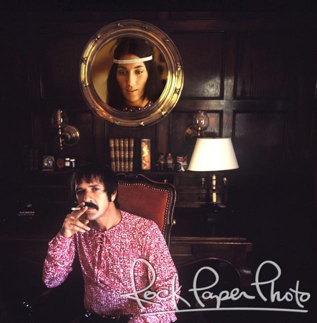 Sonny & Cher by Guy Webster