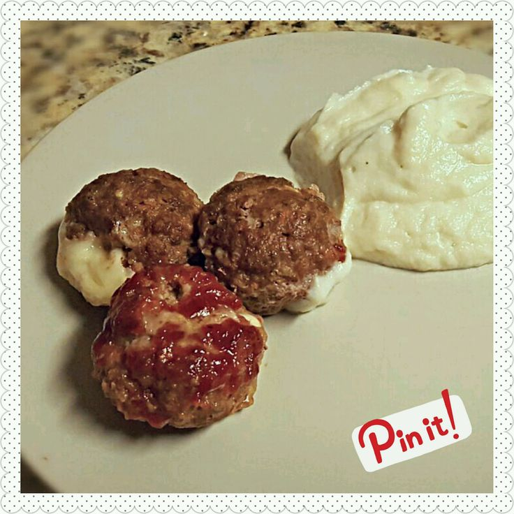 Meatloaf Cupcakes - 21 Day Fix & Kid Approved!