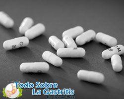 Tratamiento Para La Gastritis - Todo Sobre La Gastritis